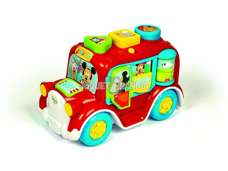 Baby Disney Autobús Interactivo Clementoni 55258