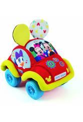 Baby Disney Voiture Moelleuse Interactive Clementoni 55259
