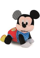 imagen Peluche Baby Mickey Gateos Clementoni 55256