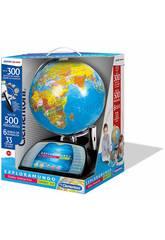 Explora El Mundo Globo Interactivo Premium Clementoni 55247