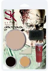 Kit de Caracterización Zombie