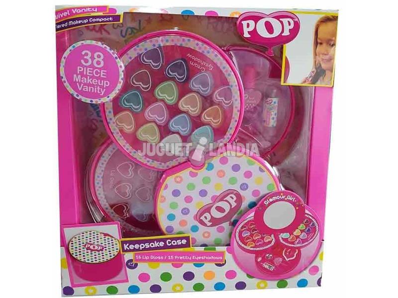 Pop Estojo Compacto de Maquilhagem Markwins 37077