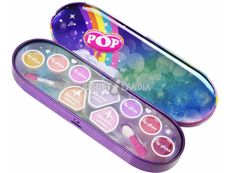 Pop Glamour Estojo de Maquilhagem Stay Magical Markwins 38001
