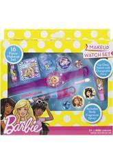 Barbie Kit Montre de Maquillage Markwins 98033