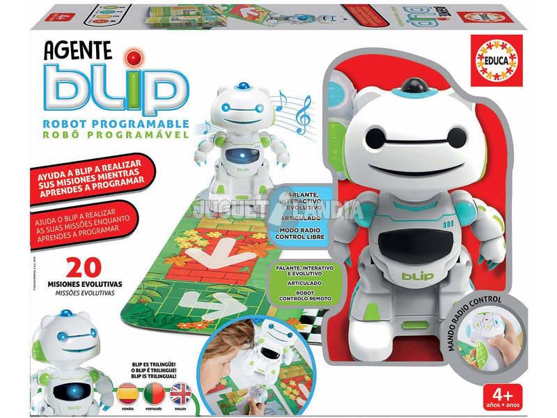 Agente Blip Robot Programável Educa 17910