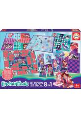 Enchantimals Kit Spécial 8 en 1 Educa 17936