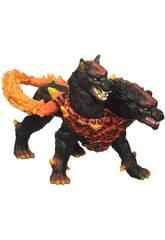 Eldrador Creatures Cancerbero de Lava Schleich 42451