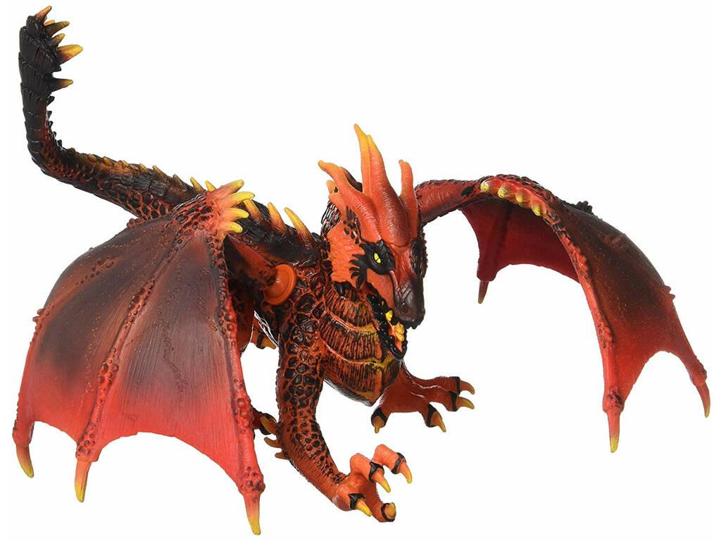 Eldrador Creatures Lava Dragon Schleich 70138