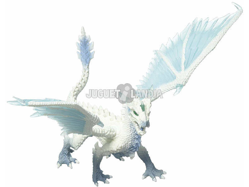Eldrador Creatures Dragão do Gelo Schleich 70139