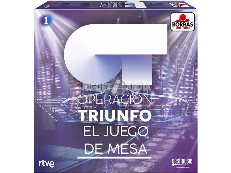 Juego Operación Triunfo Educa 18057