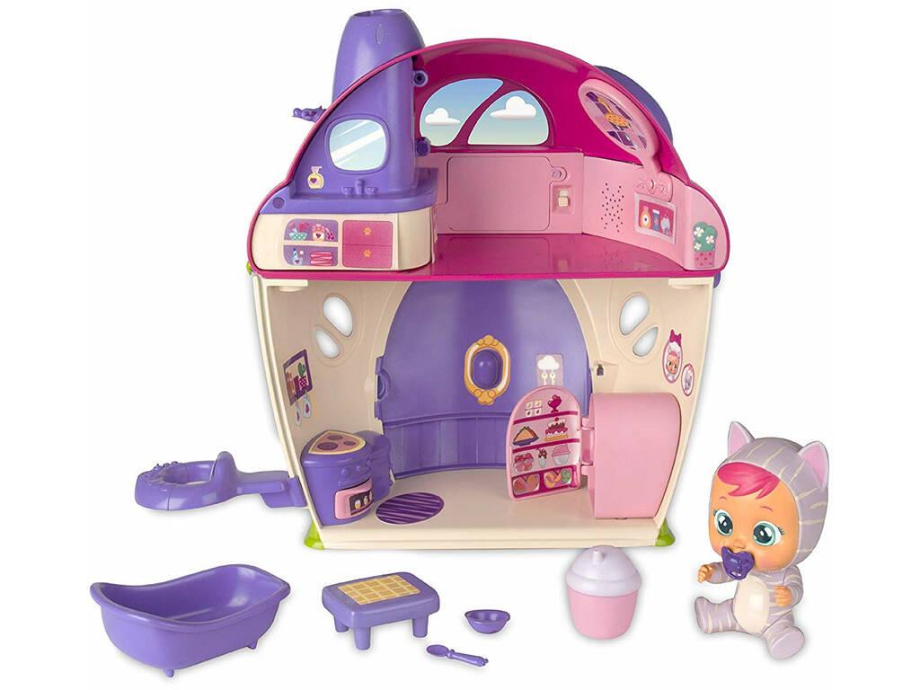Bebé Chorão Lágrimas Mágicas Casinha De Katie IMC Toys 97940