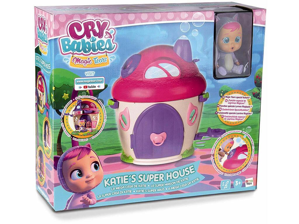 Bebes-Llorones-Lagrimas-Magicas-Casita-De-Katie-IMC-Toys-97940 miniatura 2