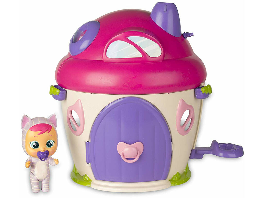 Bebes-Llorones-Lagrimas-Magicas-Casita-De-Katie-IMC-Toys-97940 miniatura 3