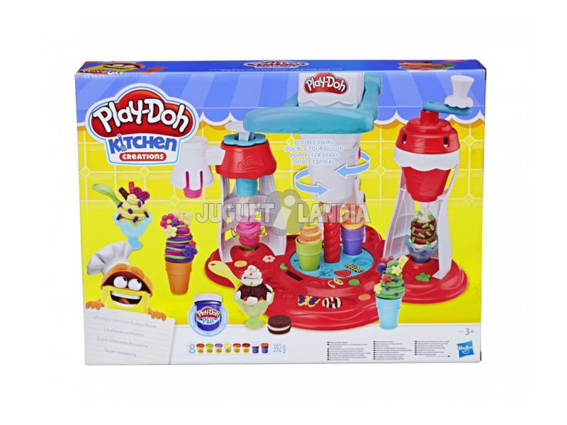 Play-Doh Super Sorveteria Hasbro E1935EU4