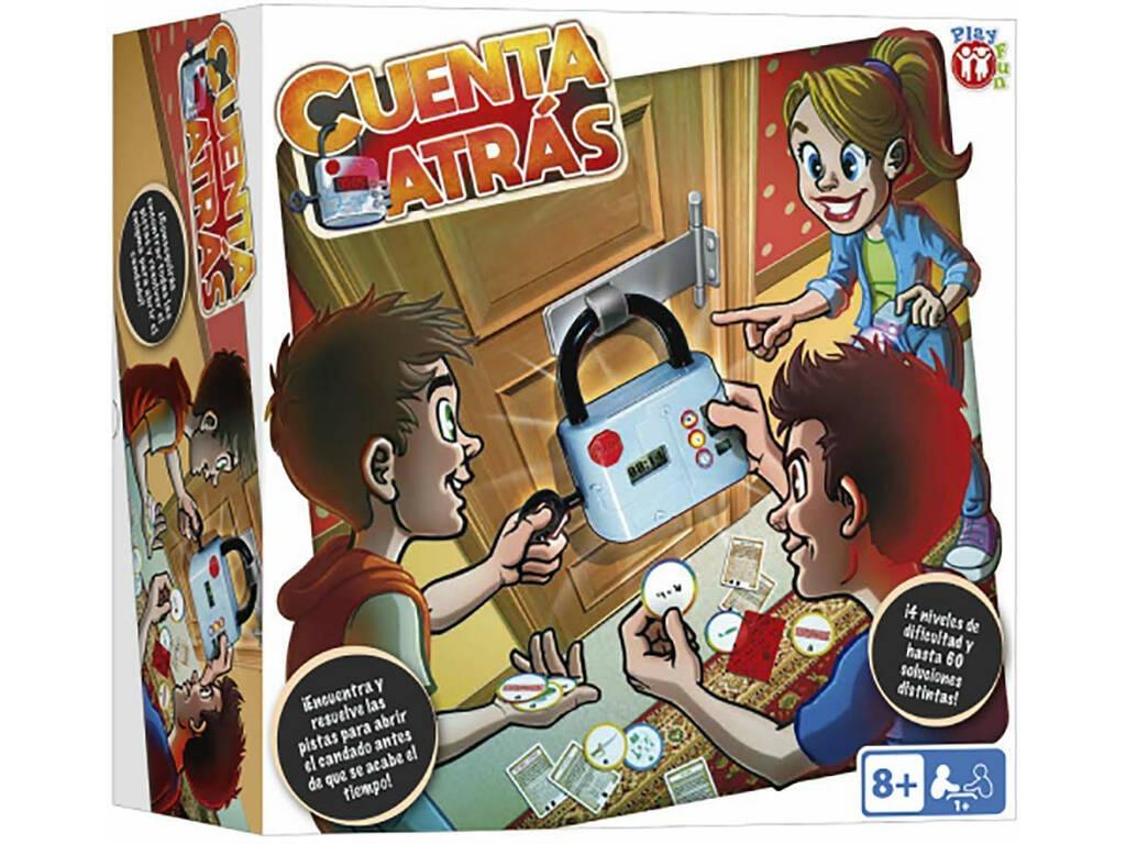 Contagem Decrescente Imc Toys 98459