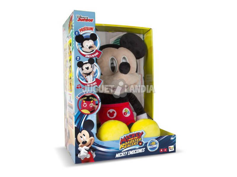Mickey Emoções Imc Toys 182684