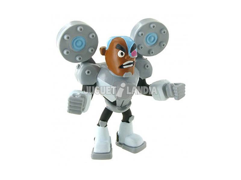 Teen Titans Go! Cyborg Comansi 99795
