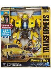 Figurine Transformers Bubblebee Électronique Hasbro E0982EU4