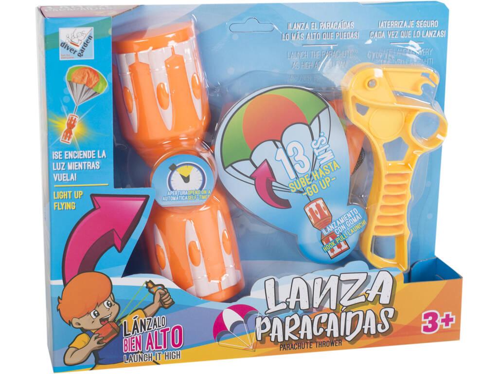 Lança Paraquedas com Luz
