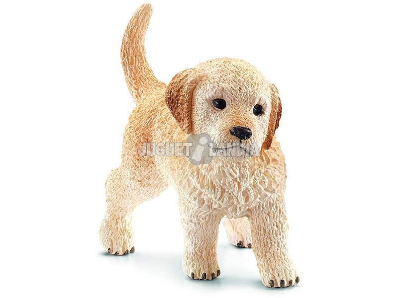 Cachorro Golden Retriever Schleich 16396