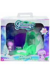Glimmies Polaris Glimberg com 1 Glimmies Exclusivo Giochi Preziosi GLP05000