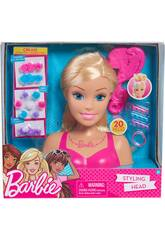 Barbie Busto Glam Party 20 Piezas Giochi Preziosi BAR28000