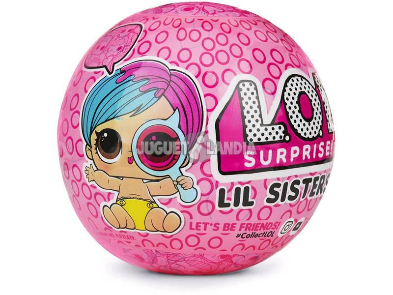 Lol Surprise Lil Sisters Serie 4 Giochi Preziosi LLU31000
