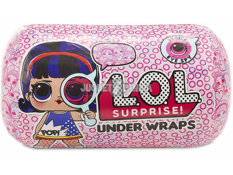Lol Surprise Underwrap Decoder Serie 4 Giochi Preziosi LLU30000