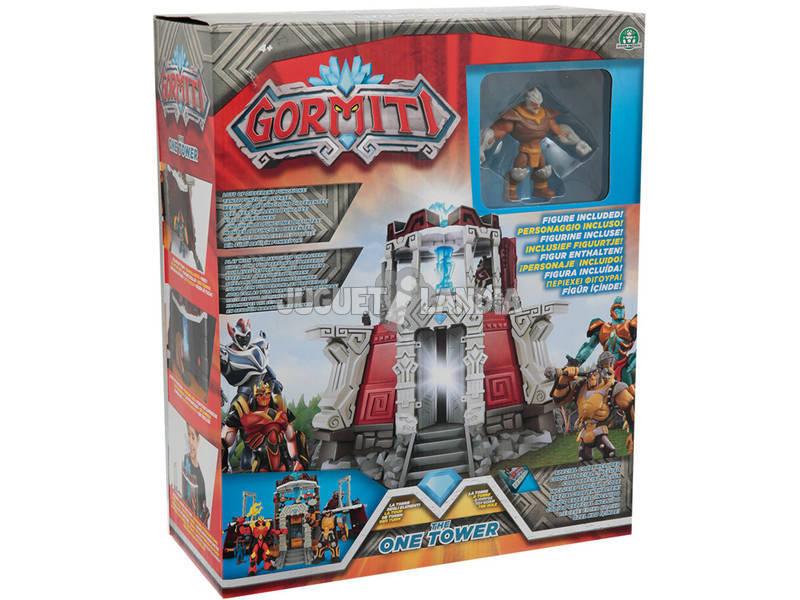 Gormiti One Tower com Figura Giochi Preziosi GRM11000