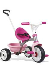 Be Move Rose Roue Silencieuse Smoby 740327