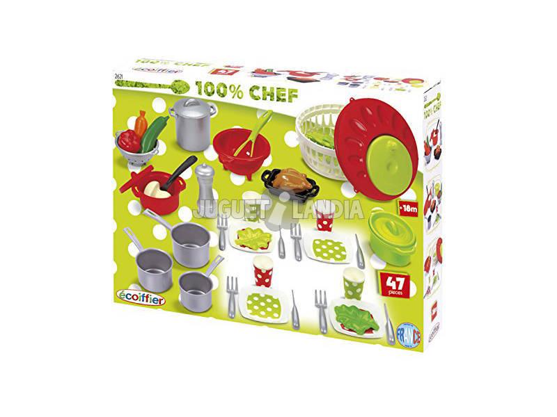 Set de Cozinha 47 Acessórios Simba 2621