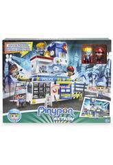 Pinypon Action Pièges dans le Commissariat Famosa 700014493