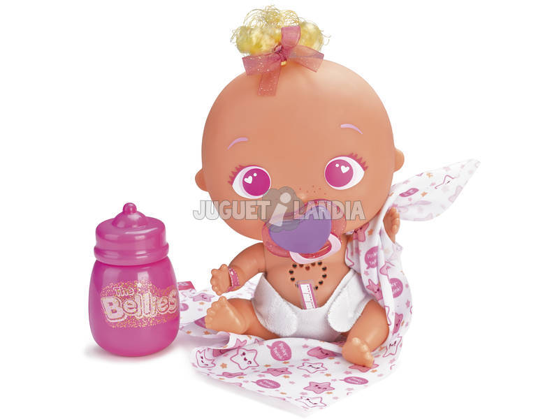 The Bellies: Bebé Pinky-Twink Famosa 700014563