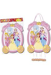 Piñata Princes Disney Globolandia 5869