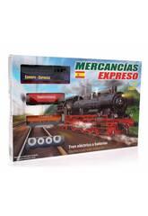 imagen Tren Eléctrico Expreso Mercancías Pequetren 100