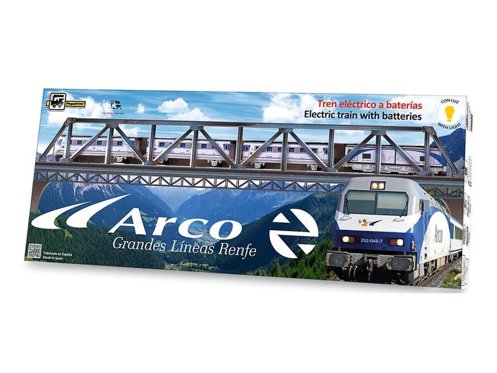 Comboio Elétrico Arco Pequetren 525