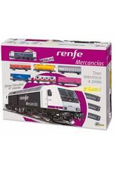 Train Électrique Renfe Marchandises Pequetren 888