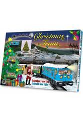 imagen Tren Eléctrico de Navidad Pequetren 200