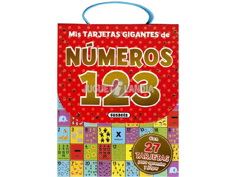 Cartes Géantes Susaeta S3375