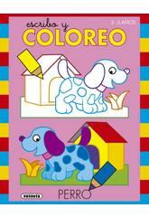 imagen Escribo y Coloreo Susaeta S6045
