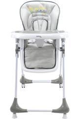 Chaise Haute À Roulettes Asalvo 15716