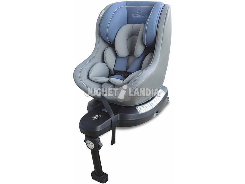 Cadeira De Automóvel Grupo 0-1-2 Wonder Fix Azul Asalvo 15150