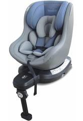 Kindersitz Gruppe 0-1 360 Fix Blau Asalvo 15174
