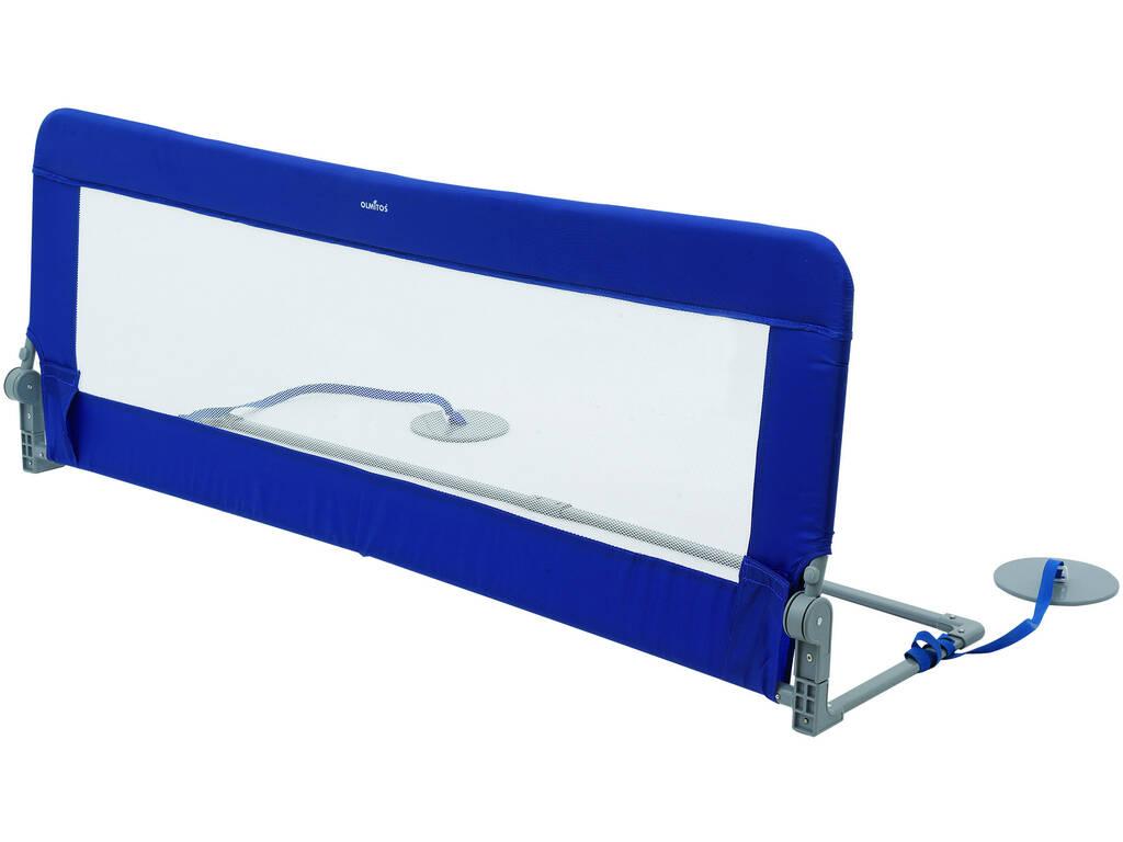 Barreira de Cama Nido Dobrável 150 cm Azul marinho Olmitos 7649