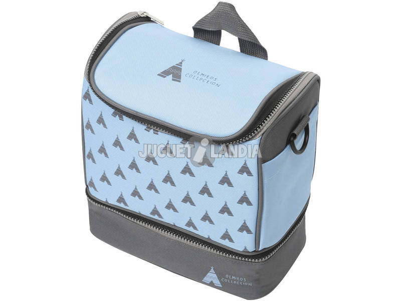 Bolsa Isotérmica Tipi Azul Olmitos 1164