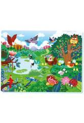 Eva Wald Puzzle Decke 12 Stück