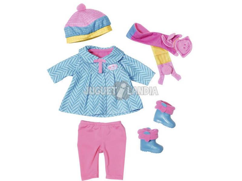 Baby Born Conjunto De Nieve Bandai 823828