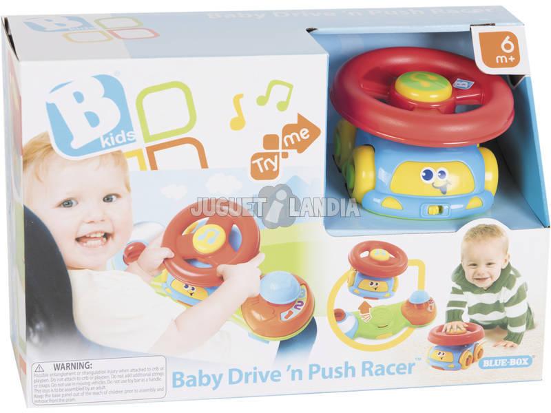 Volante de Atividades Drive´n Push Racer Kids 3969