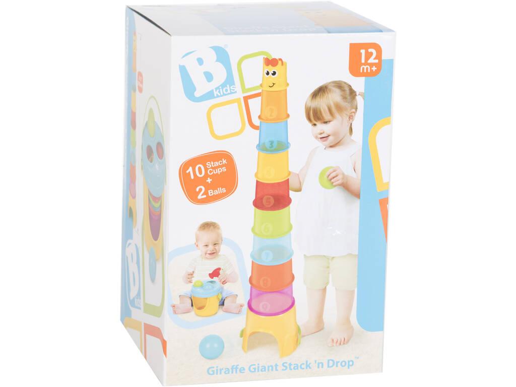 Cubi Impilabili Giraffa Kids 4702