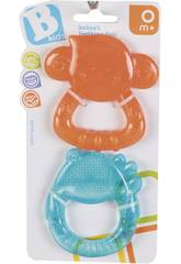 Hochet de Dentition Animal Kit de 2 Unités Kids 4816